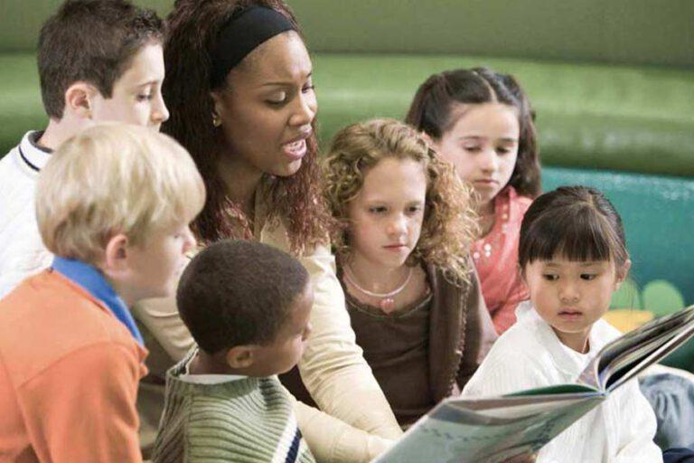 Teaching Children Different Languages