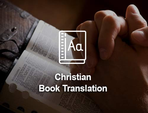 Christian Book Translation