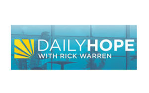 Daily Hope - Rick Warren