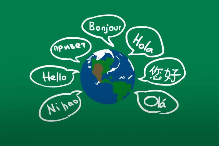 Mastering a foreign language