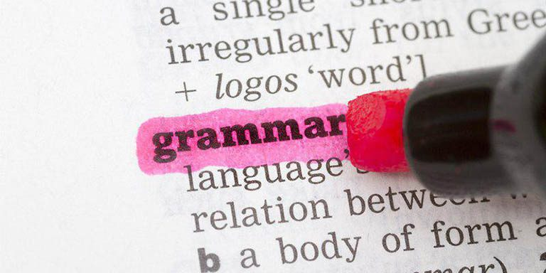 Learning Grammar Effectively