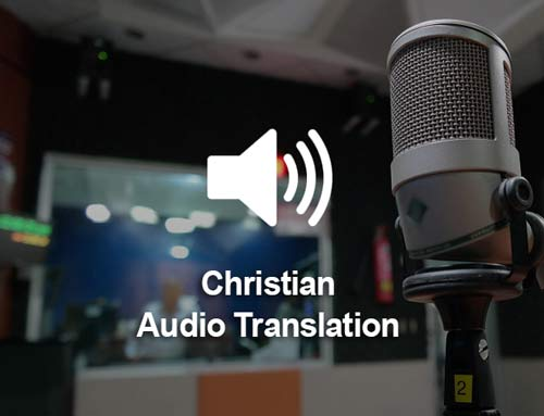 Christian Audio Translation
