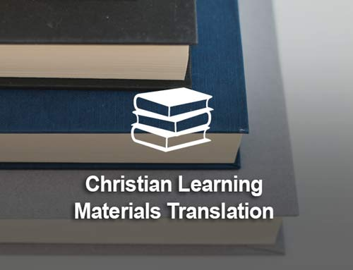 Christian Learning Materials Translation