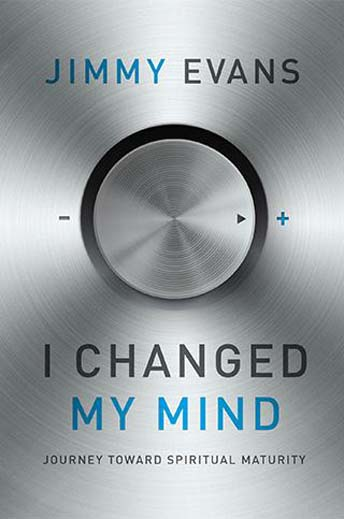I Changed My Mind – Jimmy Evans